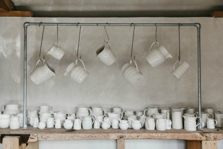 Top 5: Such & Such Shopping Interior of Baileys. Images from Remodelista via Photographer Rich Stapleton and Cereal Magazine