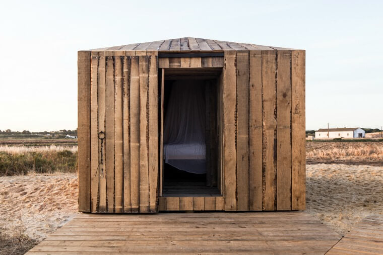 Design Inspiration: Cabanas no Rio, Comporta