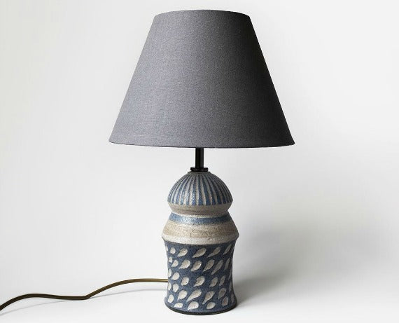 Laura Huston Ceramic lamp for Such & Such