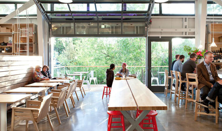 Top 5: Favourite shopping stores The Healdsburg Shed, California