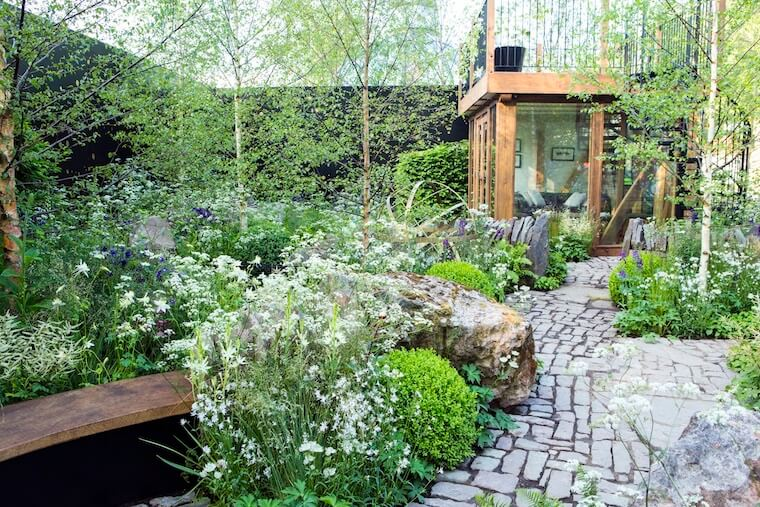 Rich Brothers RHS Chelsea Rachel Warns