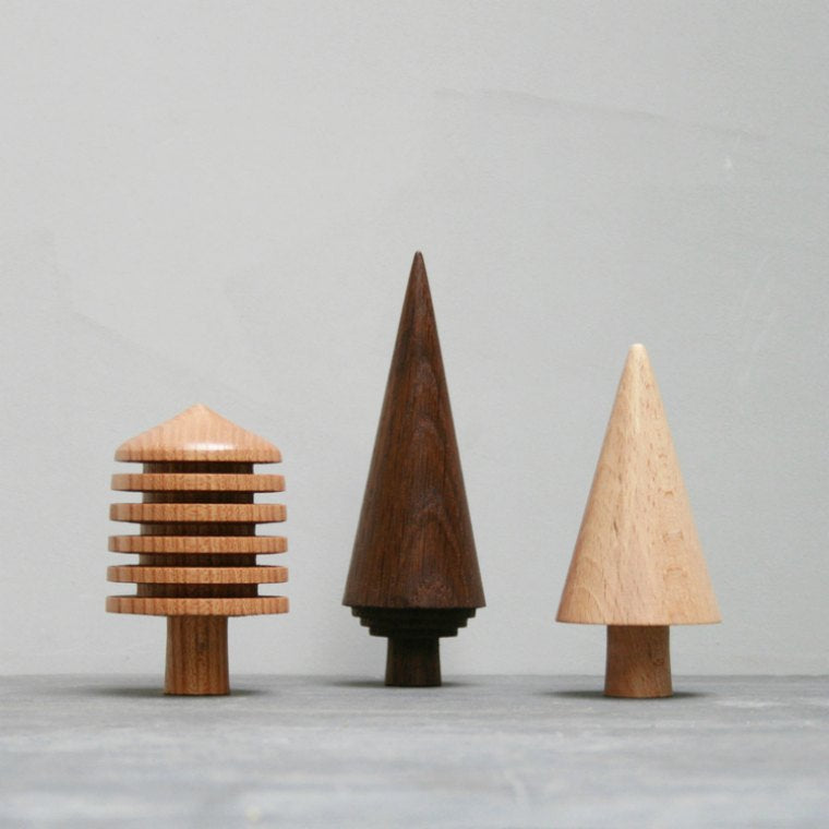 Tree Ornaments by Forge Creative. Image via Forge Creative