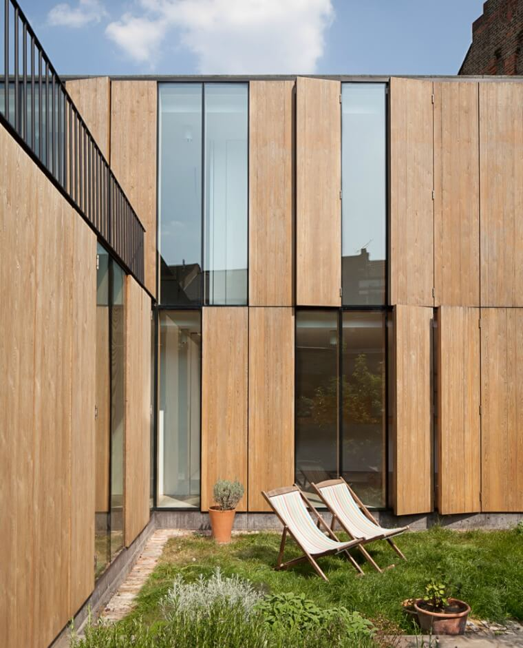 The Collage House by Jonathan Tuckey Design
