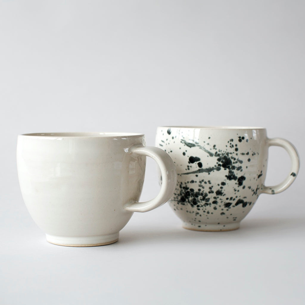 Huggable Mug - White