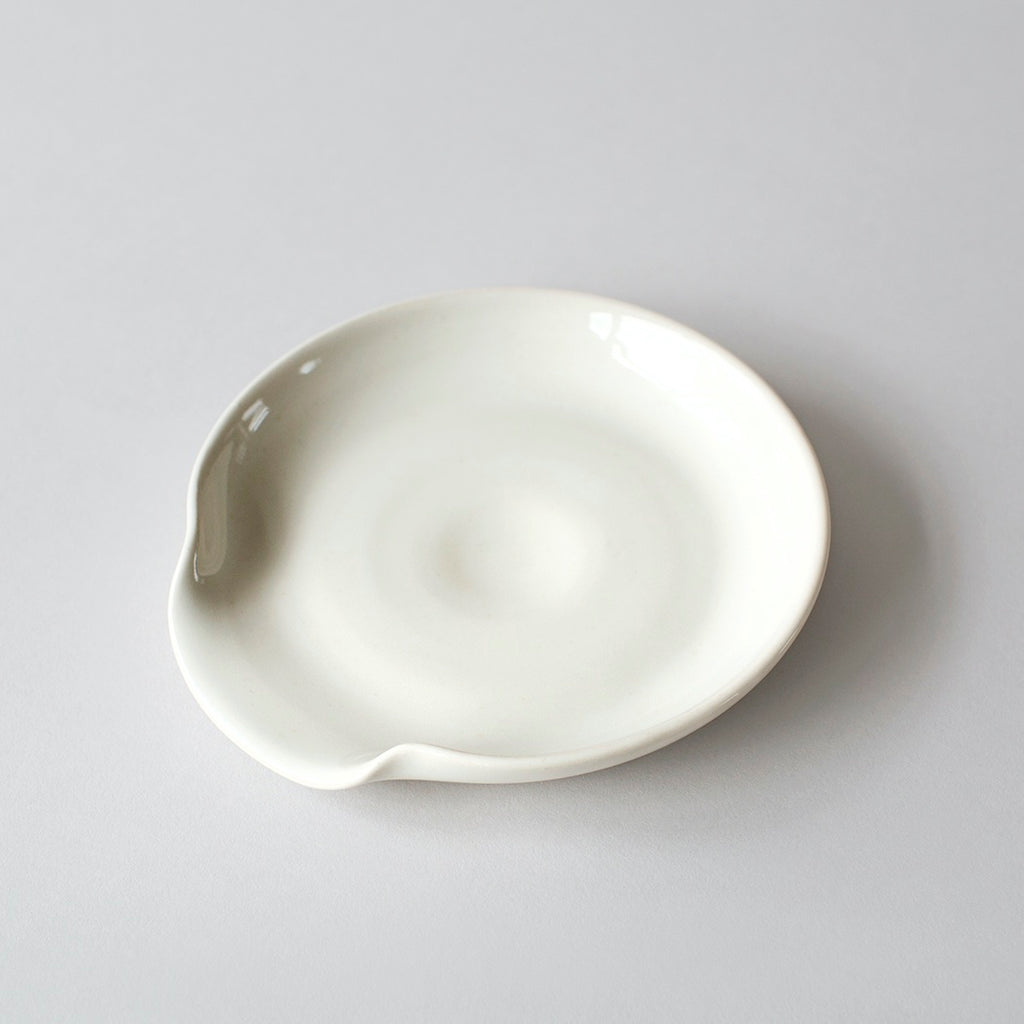 Stoneware Spoon Rest - Speckle
