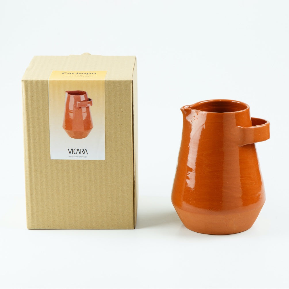 Cachopo Terracotta Jug - Small