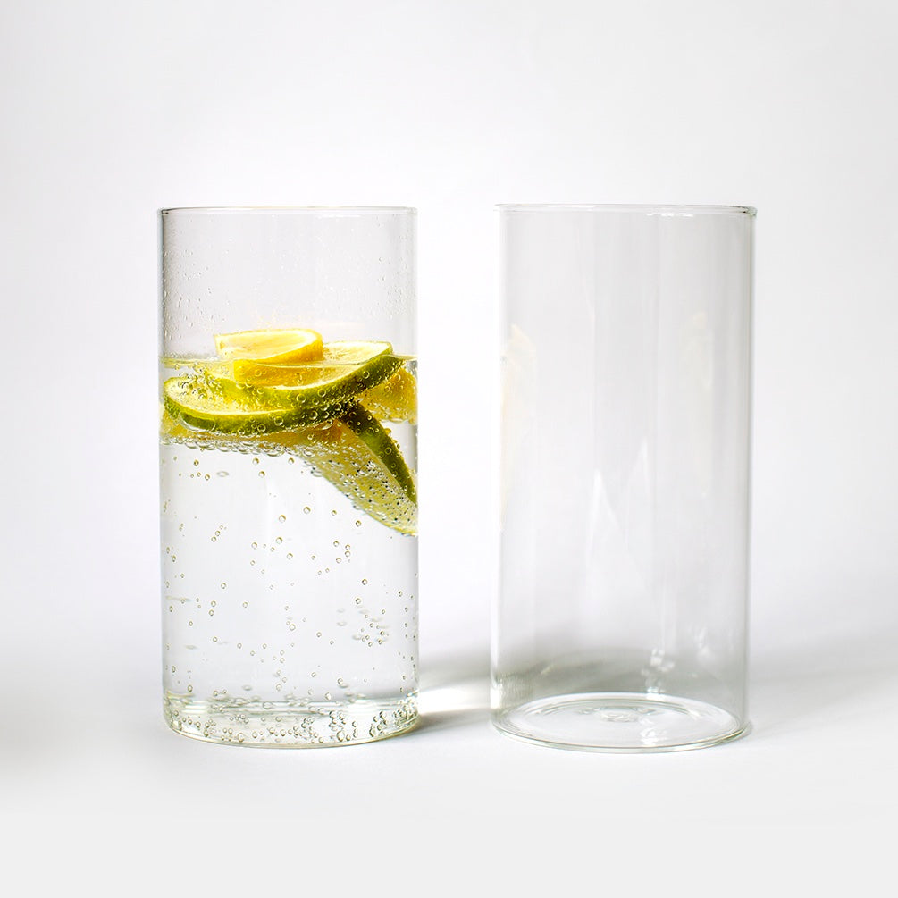 XX Large Glass Tumblers - Pack of 6
