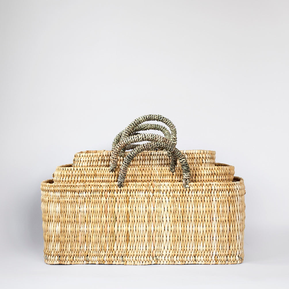 Reed Storage Baskets