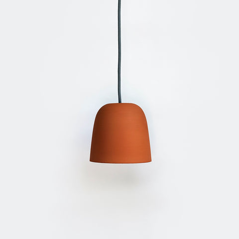 Terracotta Pendant Light Shade