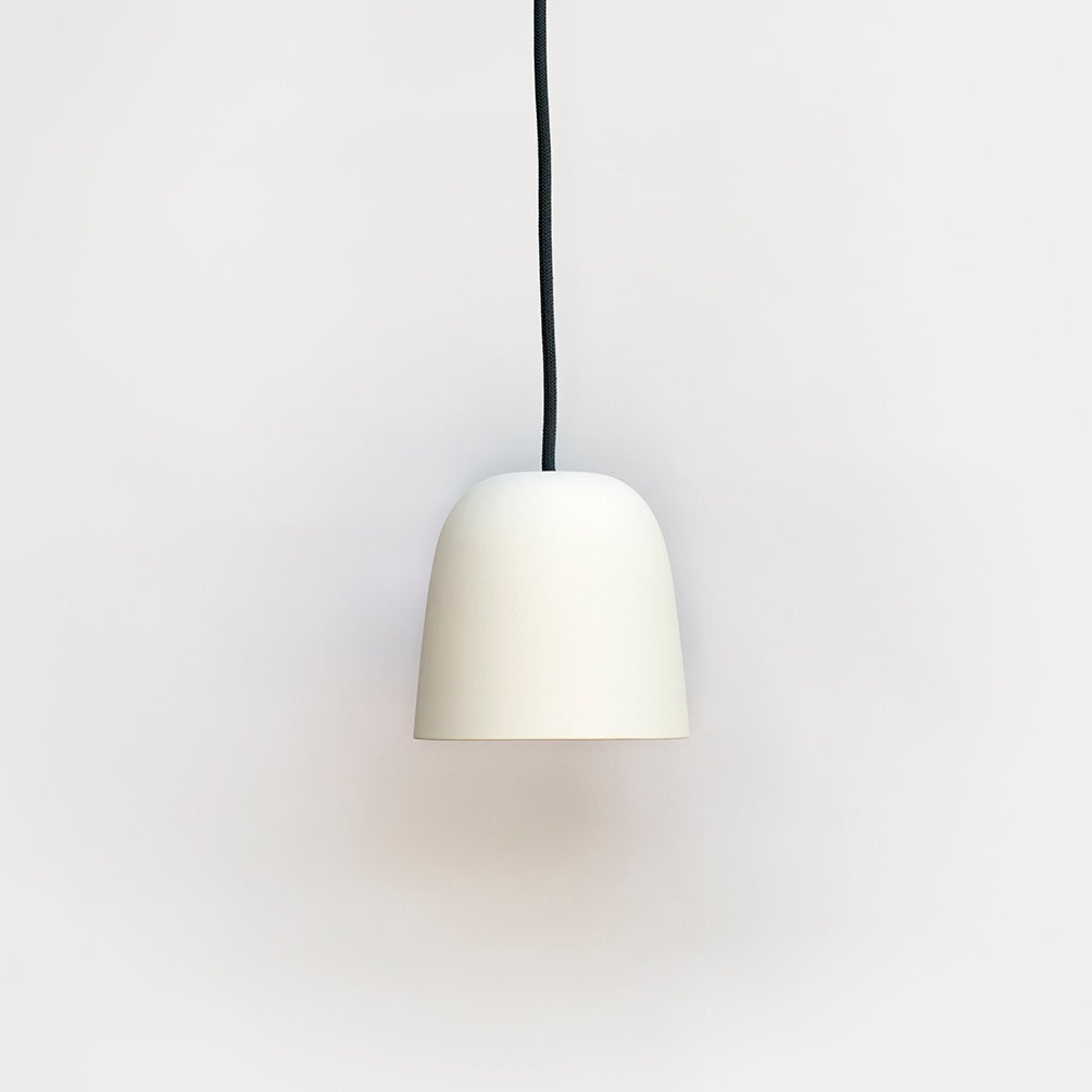 Ceramic Pendant Light Shade - Stone