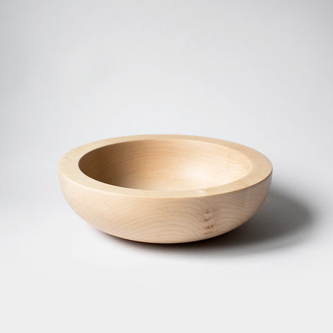 Wooden Bowl - Sycamore