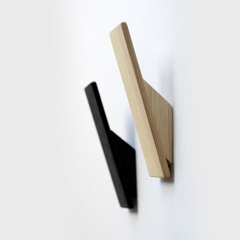 Wooden Wall Hooks - Single