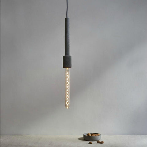 Wand Concrete Pendant Light