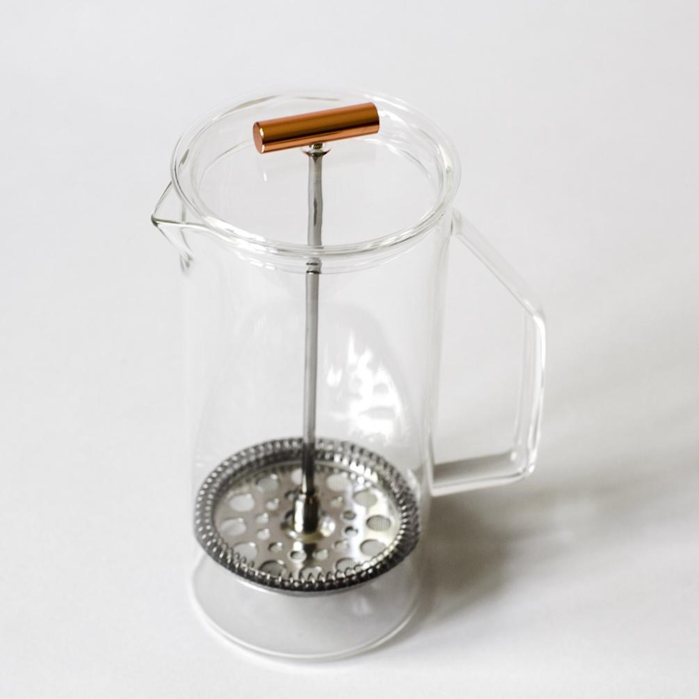 Glass French Press Cafetière