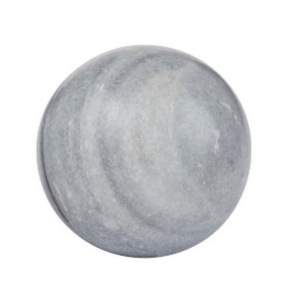 Marble Deco Ball 3 Asst Colours
