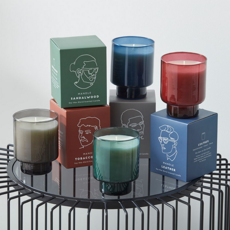 Mandle Candles