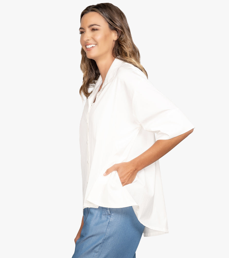 Easy Breezy Shirt - Stella Carakasi - Tops