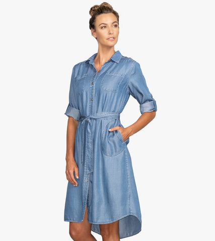 Perfect Shirt Dress - Stella Carakasi - Dresses