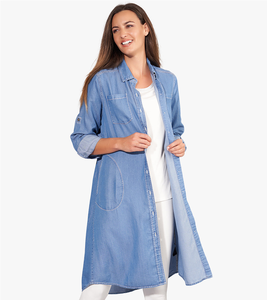 Perfect Shirt Dress