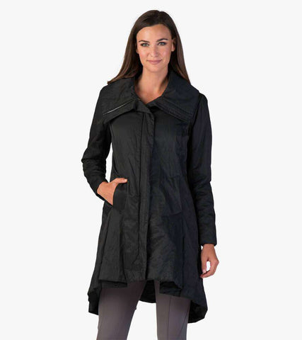 Definitive Coat (Final Sale) - Stella Carakasi - Coats & Jackets
