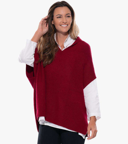Cashmere Oversized Vest (Pre-Order) - Stella Carakasi - Sweaters