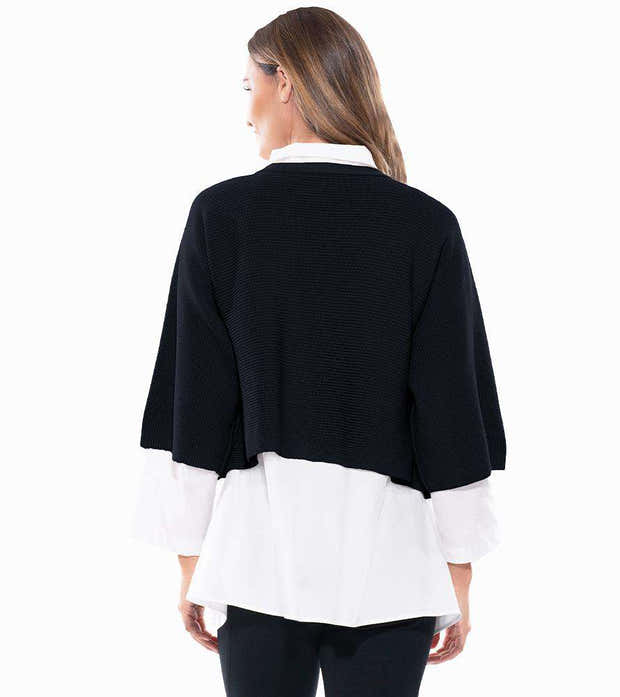 Days Like This Cropped Sweater 1