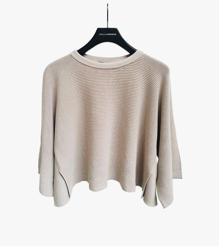 Days Like This Cropped Sweater