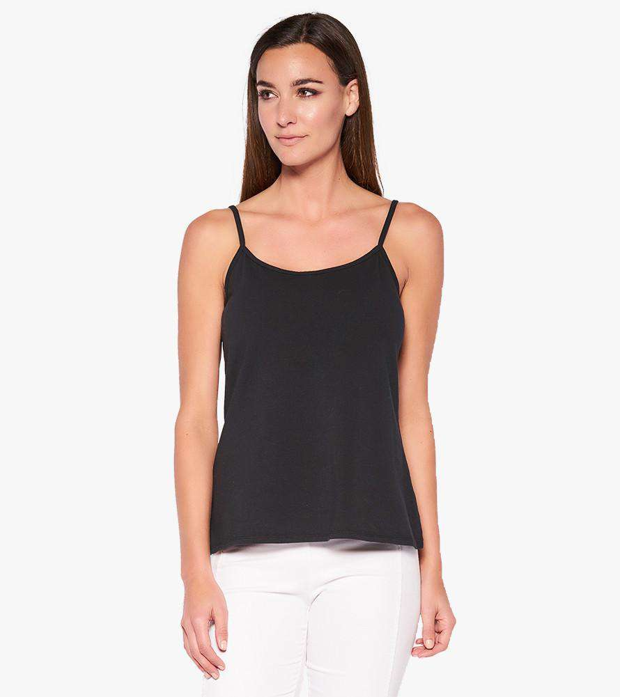 Basic Camisole | Stella Carakasi | Organic Cotton Jersey | Essentials