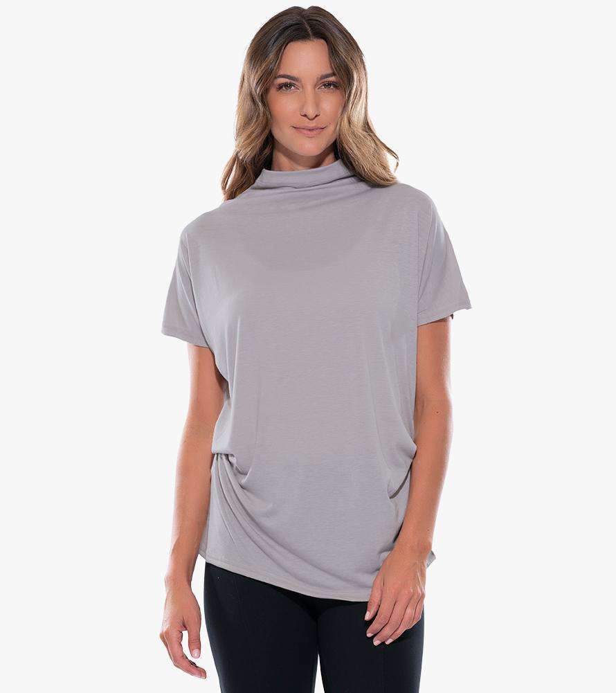 Draped Knit Top - Stella Carakasi - Tops