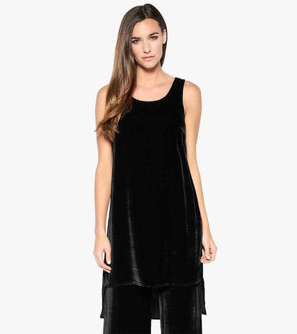 Take Center Stage Tunic (Velvet)