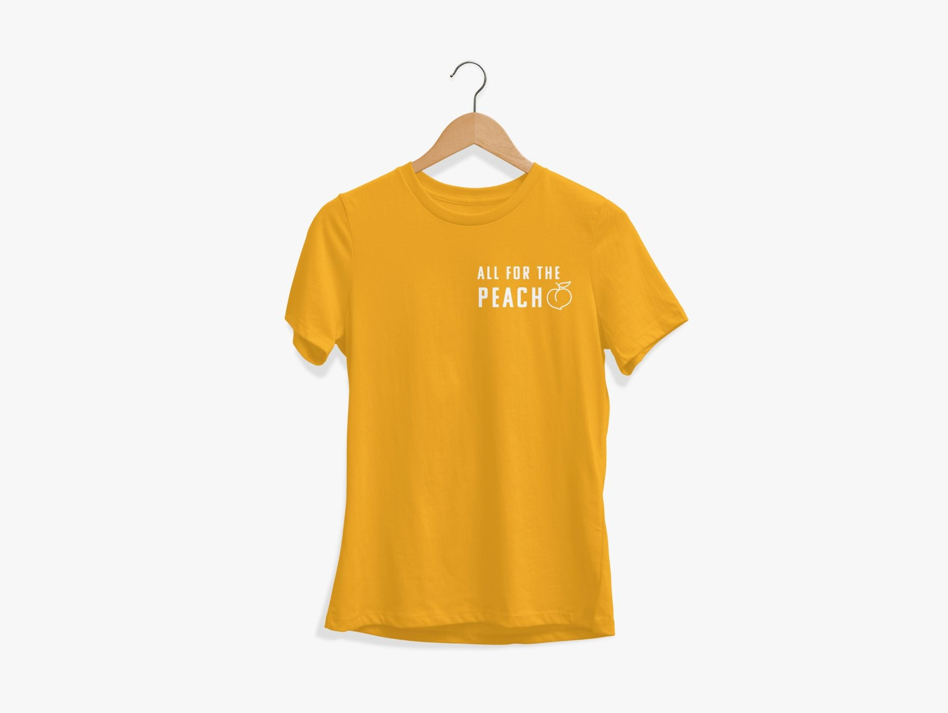 All For The Peach T-Shirt