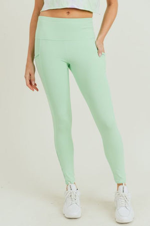 Mint Contour Leggings