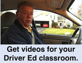 CLICK HERE to get videos for your driver education classroom from DriveSafeRideSafe!