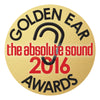 2016 Golden Ear Awards Logo