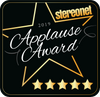 Stereonet 2019 Applause Award Logo