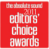 TAS 2011 Editors Choice Award