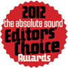 TAS 2012 Editors Choice Award