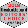 2018 Editor's Choice Award Logo