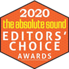 2020 Editor's Choice Award Logo