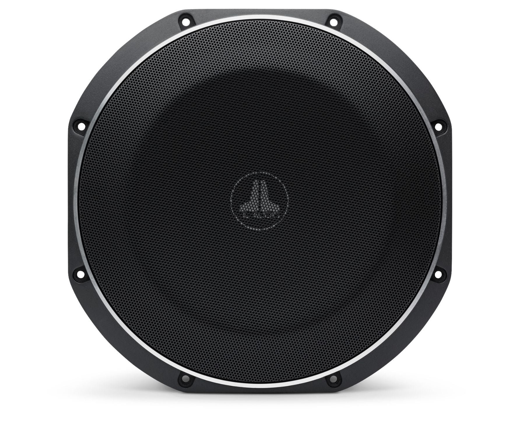 Front of 10TW1 Subwoofers Overhead with Grille