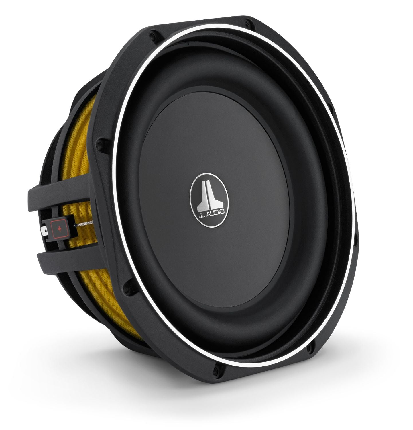 Front of 10TW1 Subwoofer Facing Right