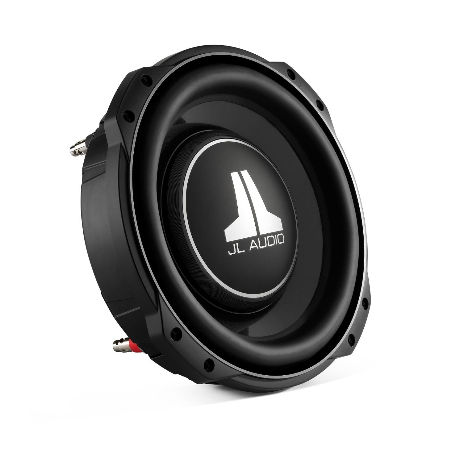 Front of 10TW3 Subwoofer Facing Right