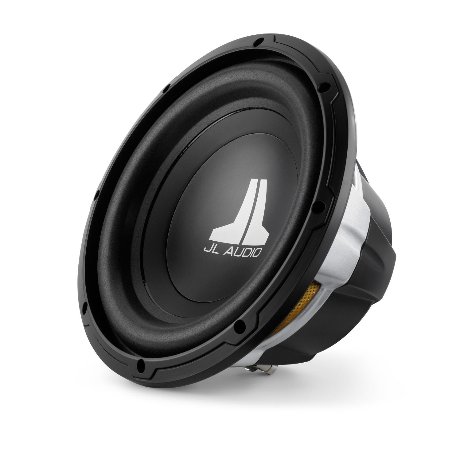 Front of 10W0v3 Subwoofer Facing Left