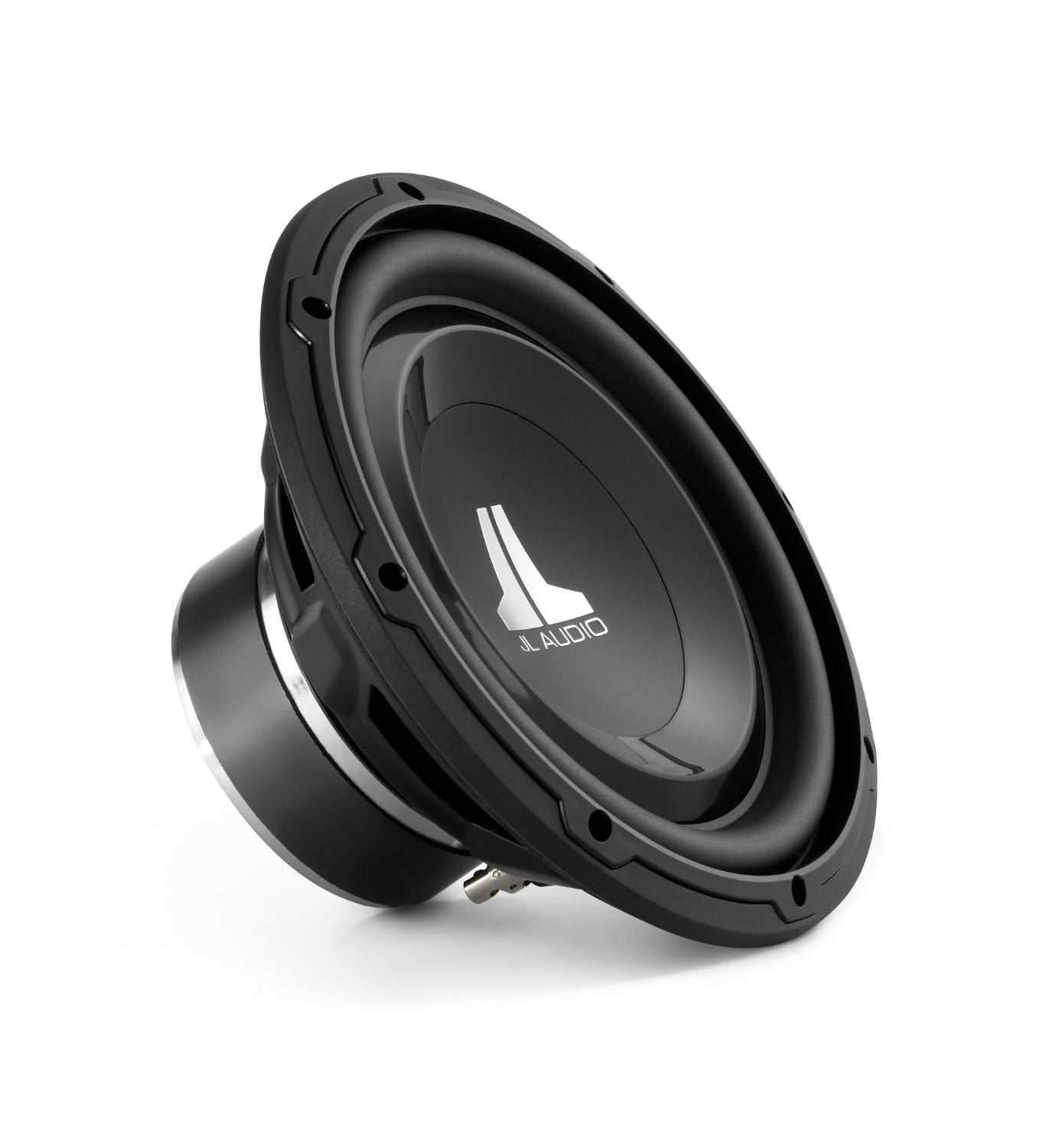 Front of 10W1v3 Subwoofer Facing Right