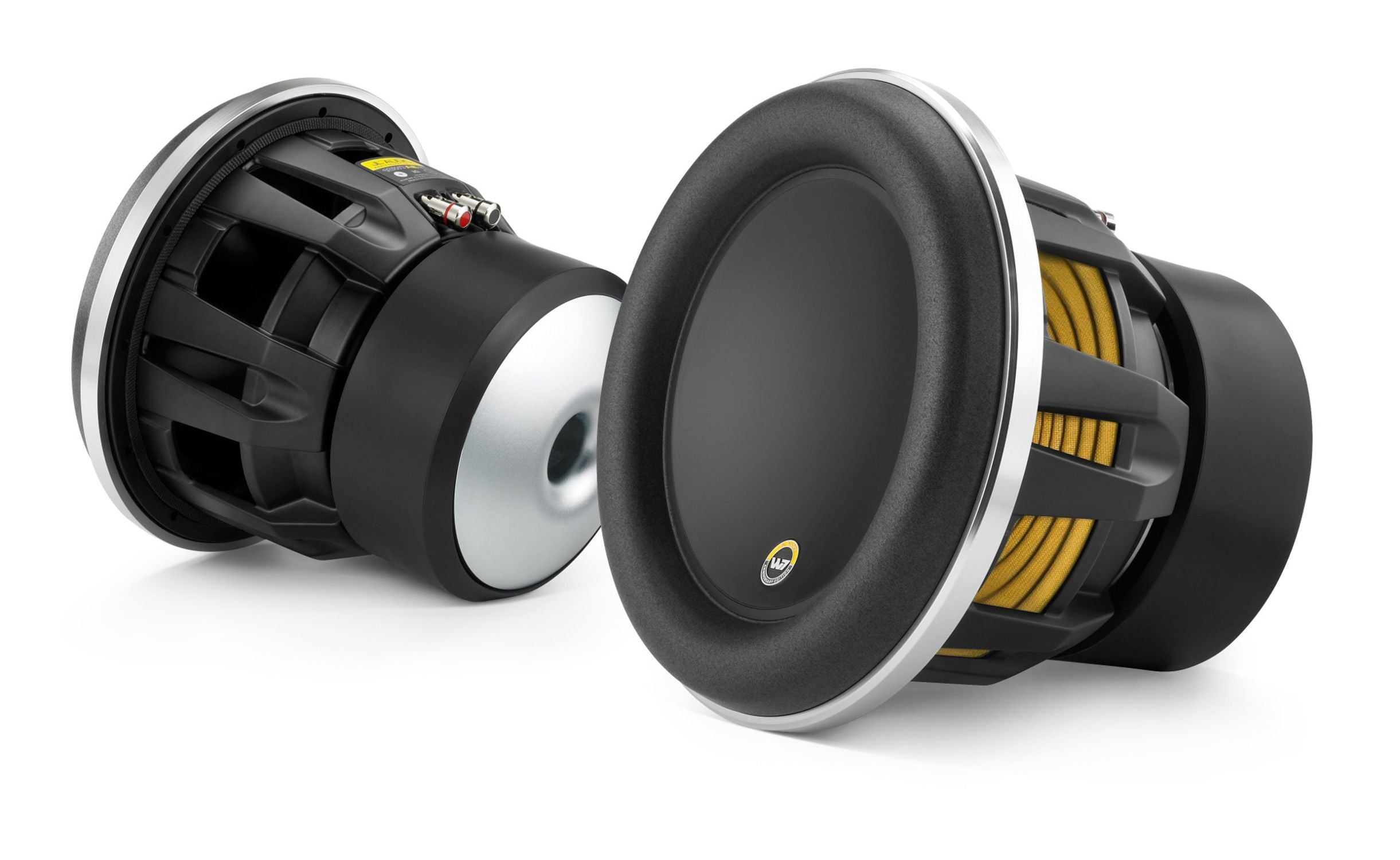 Front of 10W7AE Subwoofer Straight On