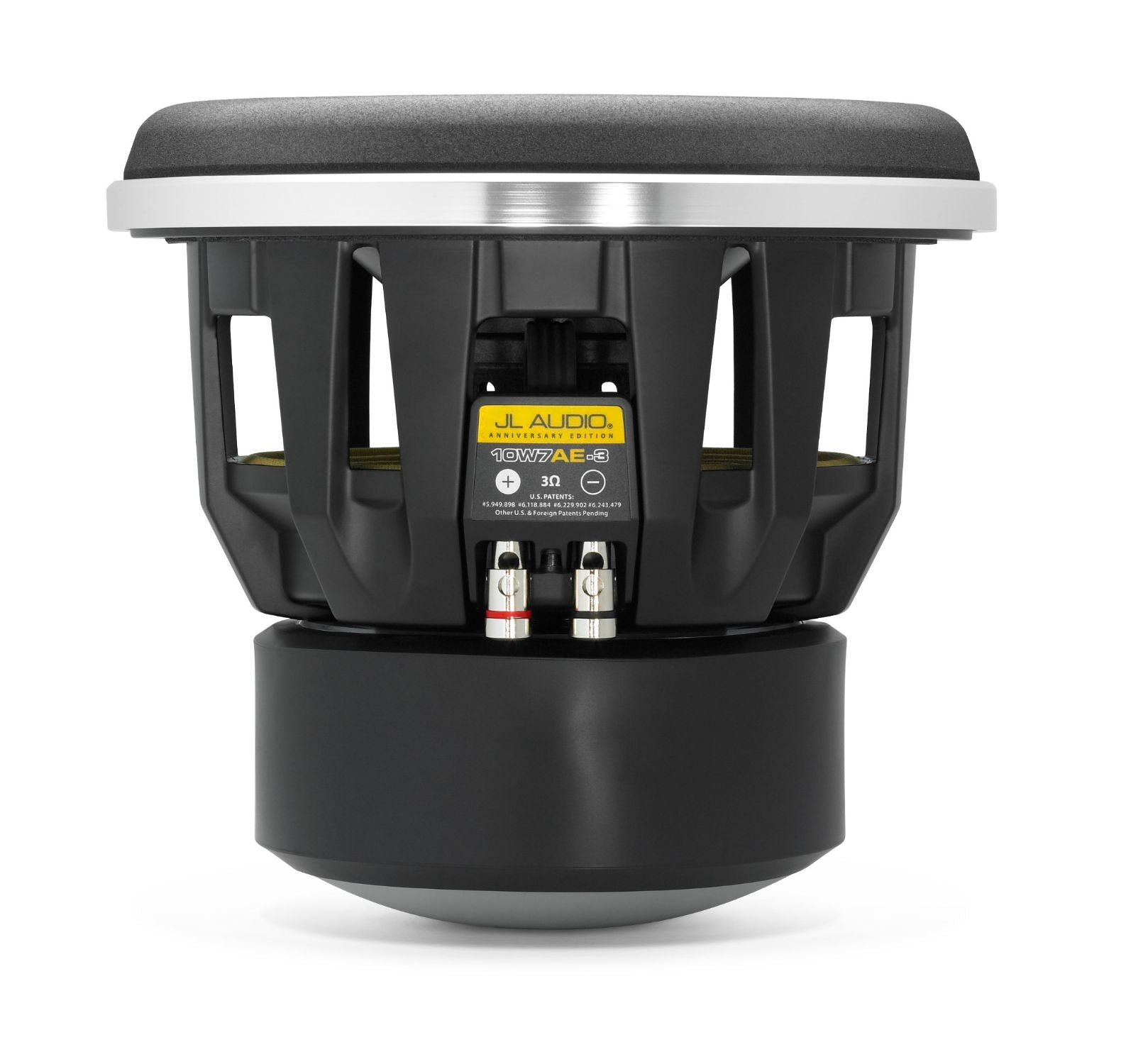 Profile of 10W7AE Subwoofer
