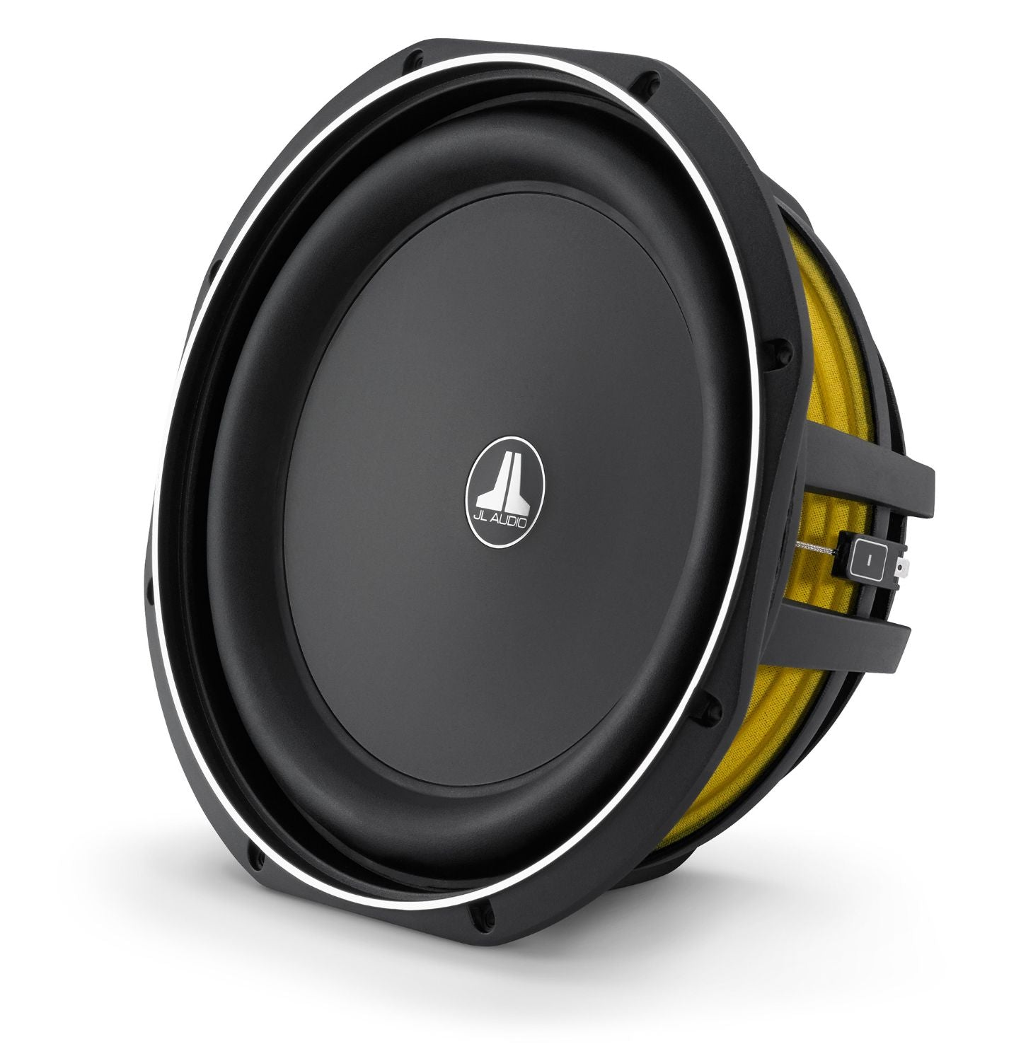 Front of 12TW1 Subwoofer Facing Left