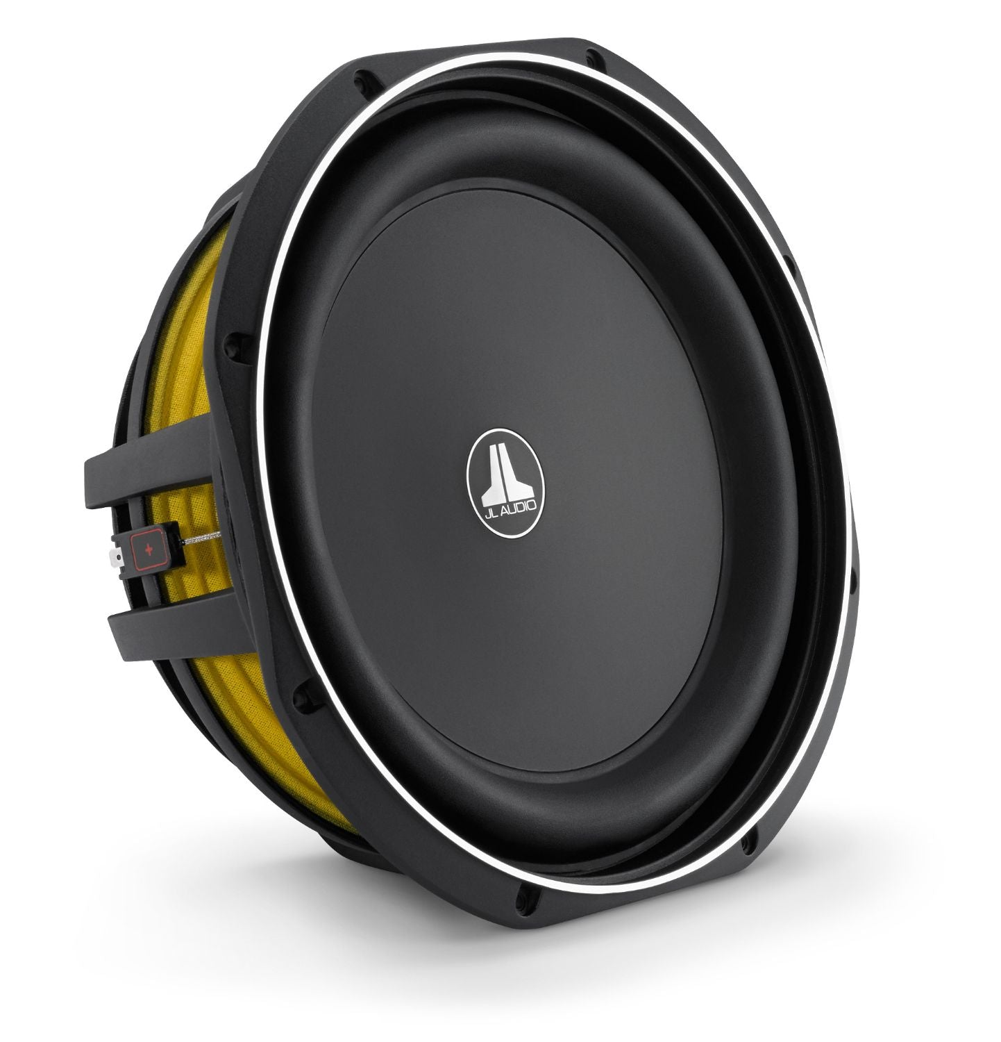 Front of 12TW1 Subwoofer Facing Right