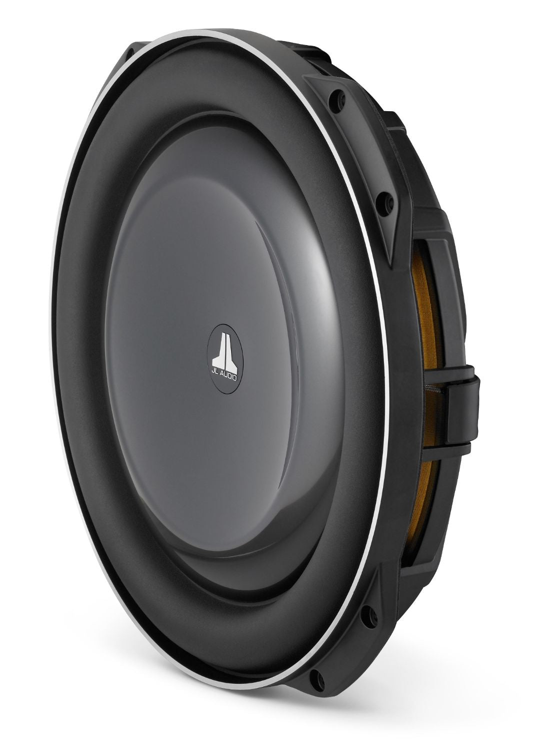 Front of 13TW5v2 Subwoofer Facing Left