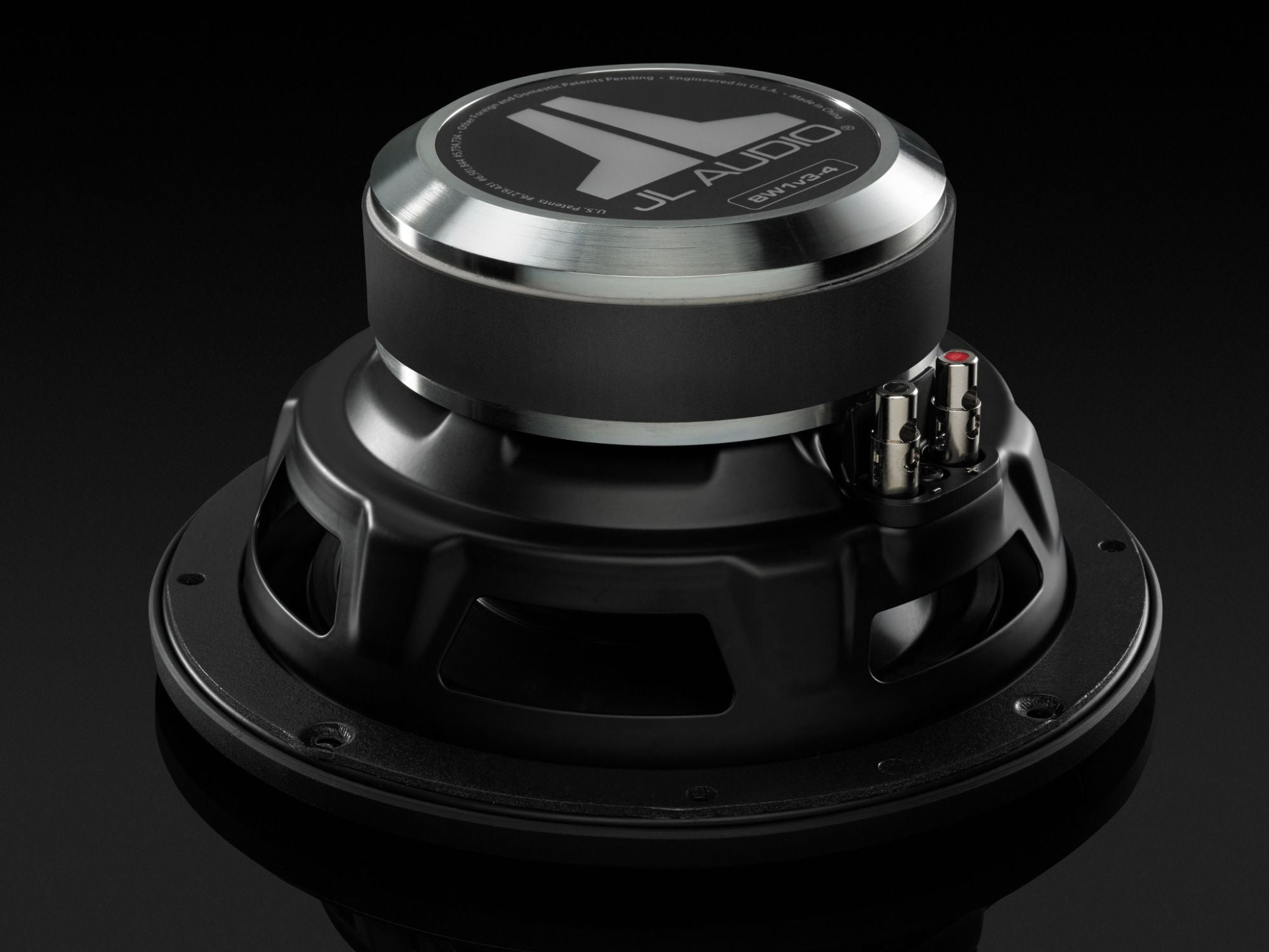 Detail of 8W1v3 Subwoofer